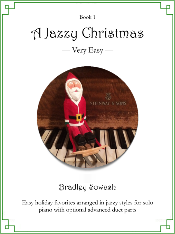 Jazzy Xmas 1 by Bradley Sowash