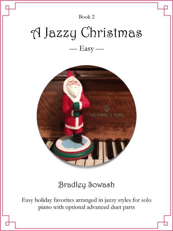 Jazzy Xmas 2 by Bradley Sowash