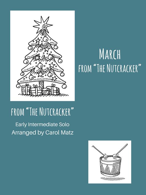March from The Nutcracker - Tchaikovsky-Matz