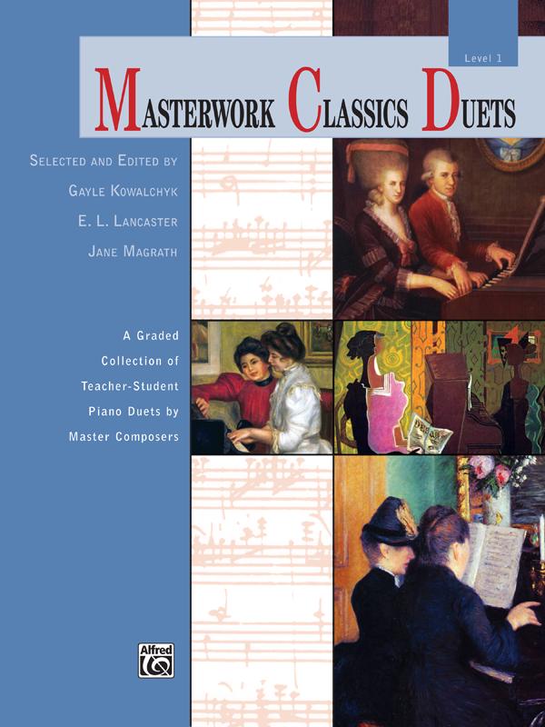 Masterwork Classics Duets Level 1