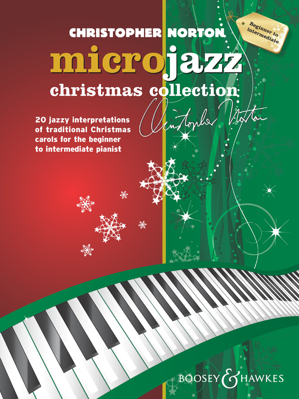 Microjazz Christmas Collection- Beginner to Intermediate Level