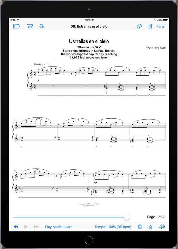 Música Latina! Book 3 by Wynn-Anne Rossi