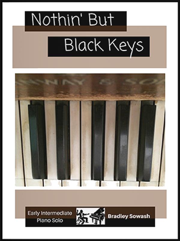 Nothin' But Black Keys by Bradley Sowash