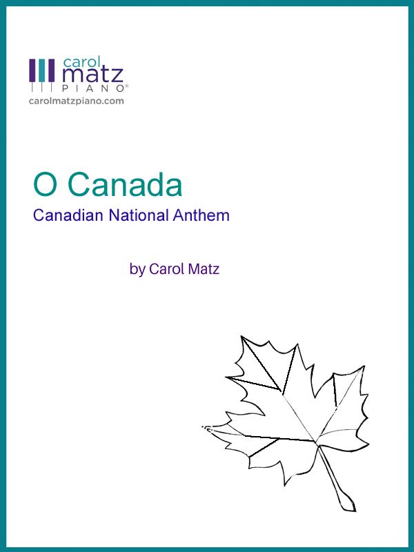 O Canada - Lavalle-Matz