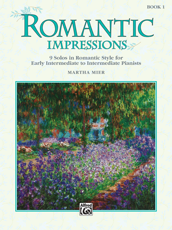 Romantic Impressions Book 1