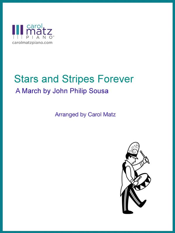 Stars and Stripes Forever - Sousa-Matz