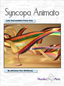 Syncopa Animato by Adrienne McKinney