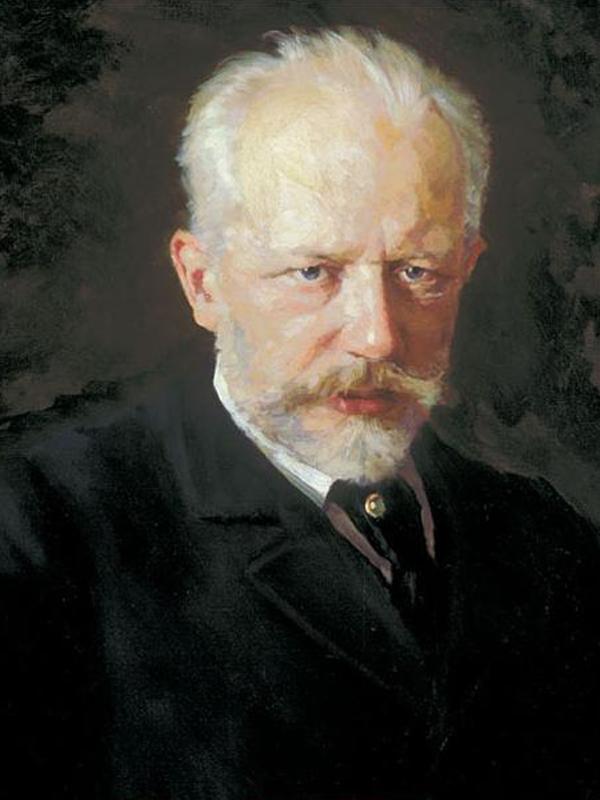 Tchaikovsky Cover
