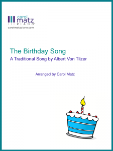 The Birthday Song - Hill-Matz