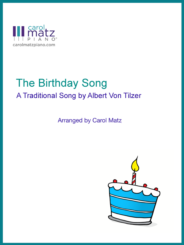 The Birthday Song - Hill-Matz