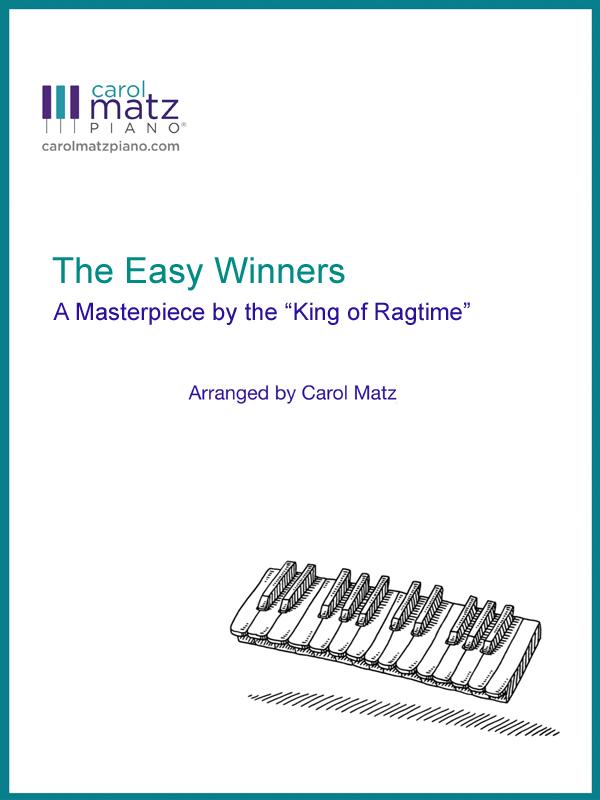The Easy Winners - Joplin-Matz