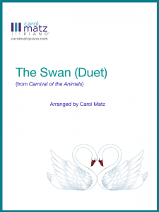 The Swan (Duet) - Saint-Saens-Matz