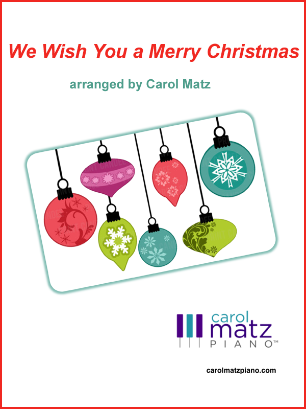 We Wish You a Merry Christmas - Traditional-Matz