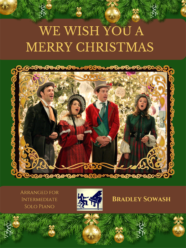 We Wish You a Merry Christmas - Traditional-Sowash