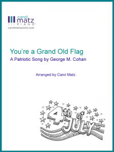 You're a Grand Old Flag - Cohan-Matz