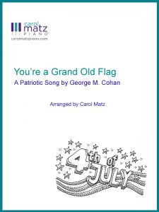 You're a Grand Old Flag – Cohan-Matz