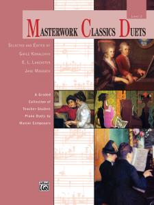 Masterwork Classics Duets Level 2