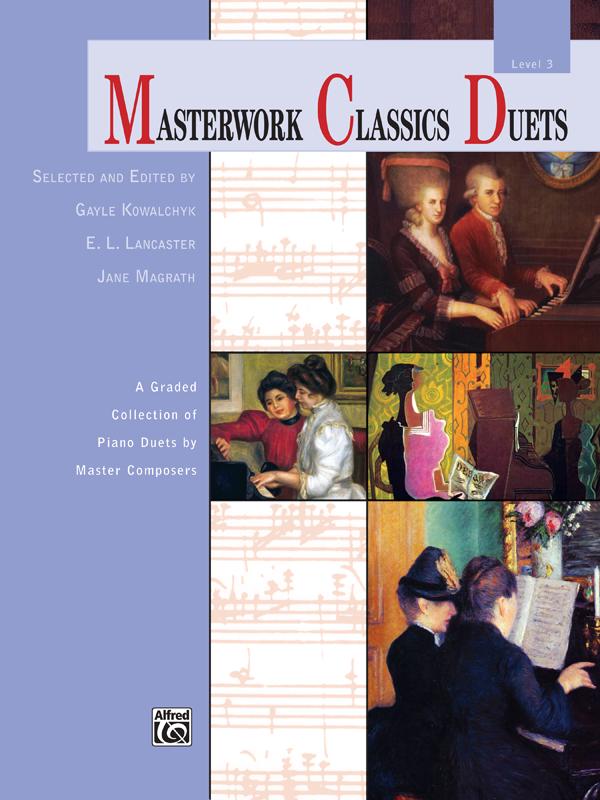 Masterwork Classics Duets Level 3