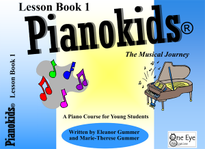 Pianokids Lesson Book 1