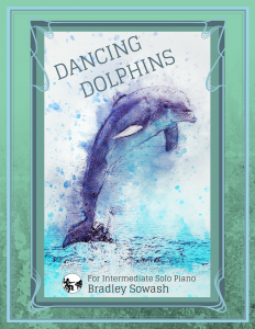 Dancing Dolphins Cover