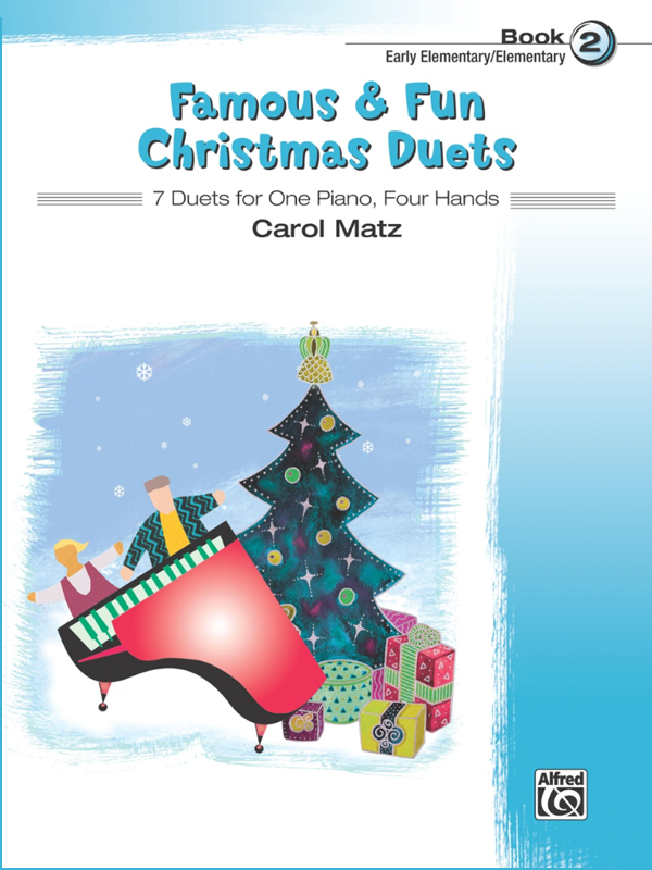 Famous & Fun Christmas Duets Book 2