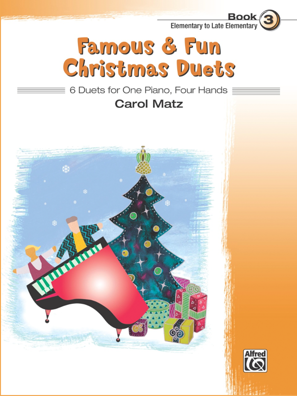 Famous & Fun Christmas Duets Book 3