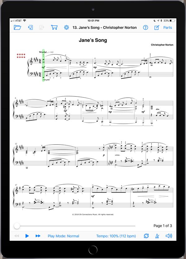 Christoper Norton Connections for Piano 8