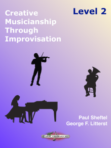 Creative Musicianship Through Improvisation Level 2 Cover