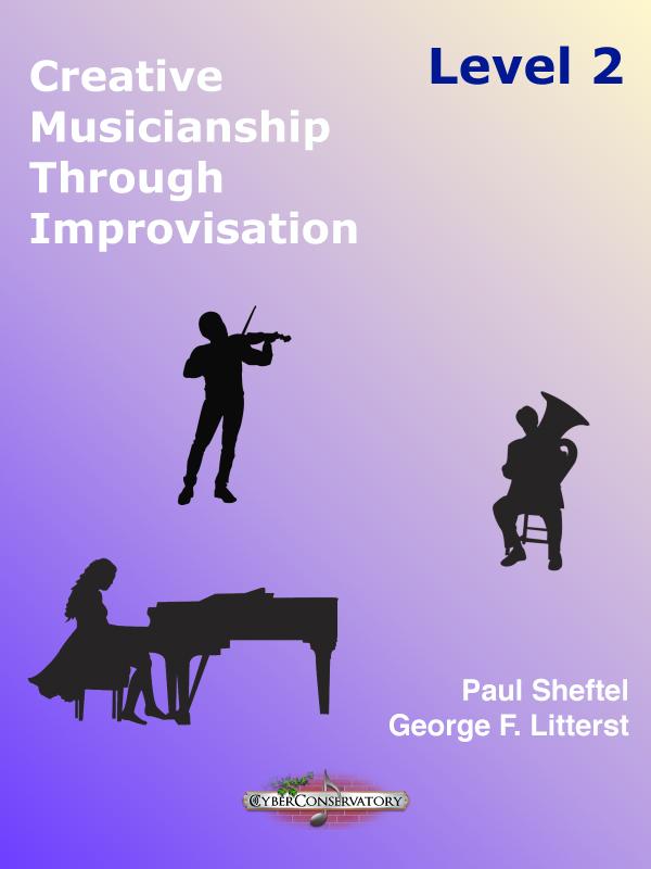 Creative Musicianship Through Improvisation Level 2 Cover