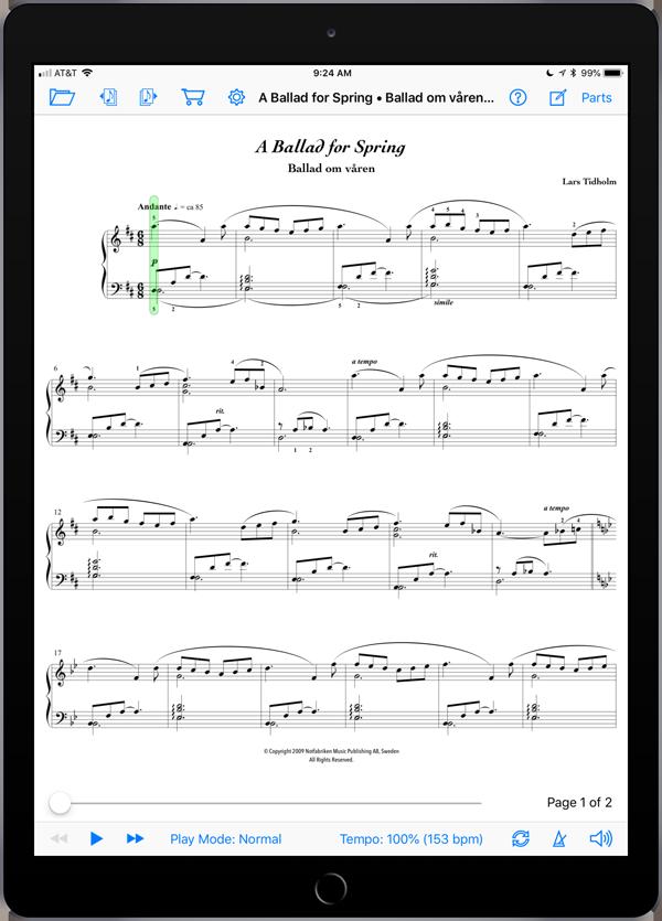 Piano Plus by Lars Tidholm