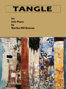 Angular Measures Tangle by Martha Hill Duncan