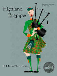 Highland Bagpipes - Christopher Fisher