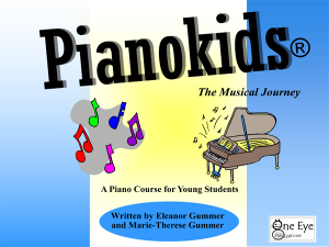 Pianokids Sampler