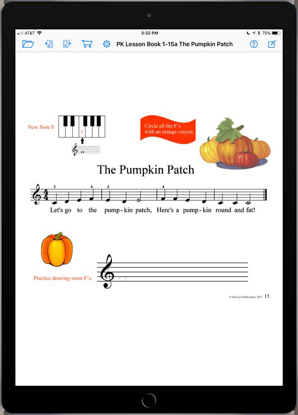 Pianokids® Sampler