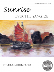 Sunrise Over the Yangtze by Christopher Fisher