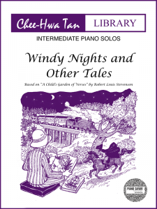 Windy Nights and Other Tales by Chee-Hwa Tan