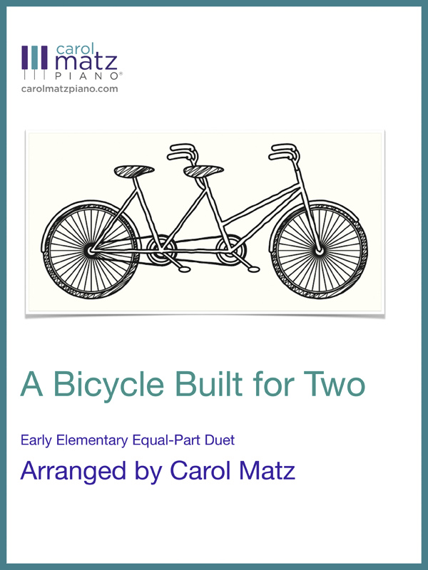A Bicycle Built for Two - Dacre-Matz