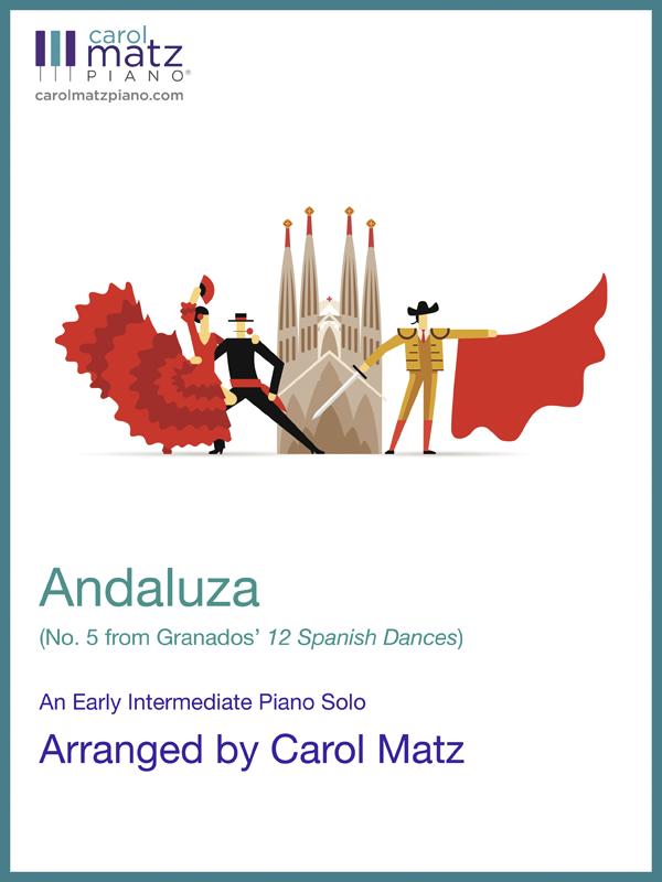 Andaluza - Granados-Matz
