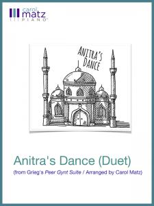 Anitra's Dance - Grieg-Matz