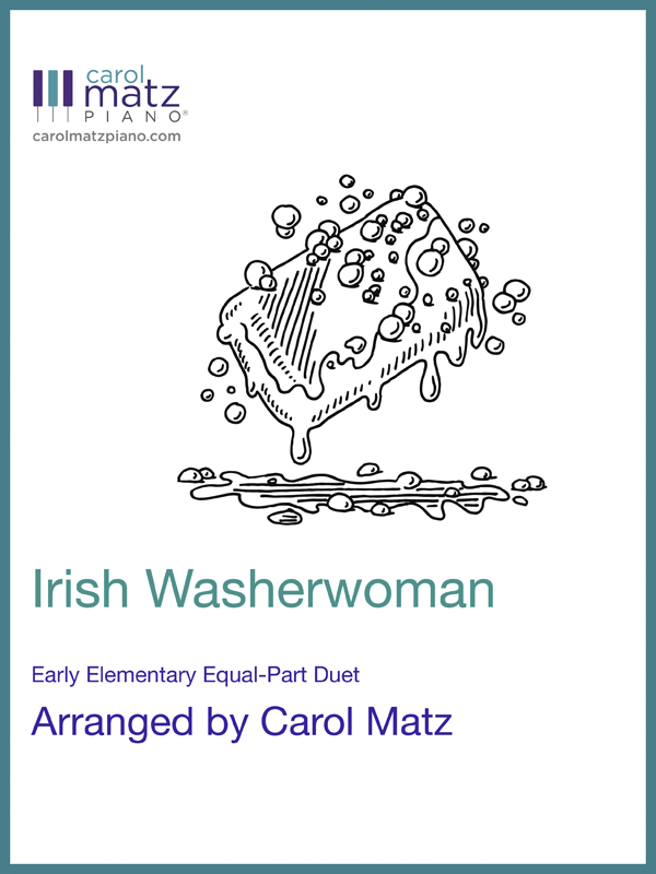 Irish Washerwoman (Duet) - Traditional-Matz