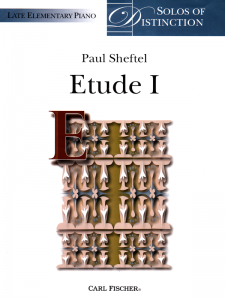 Etude 1 by Paul Sheftel
