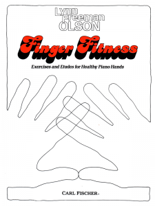 Finger Fitness by Lynn Freeman Olson