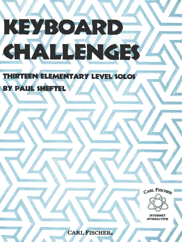 Keyboard Challenges by Paul Sheftel