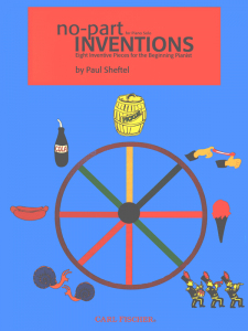No Part Inventions by Paul Sheftel