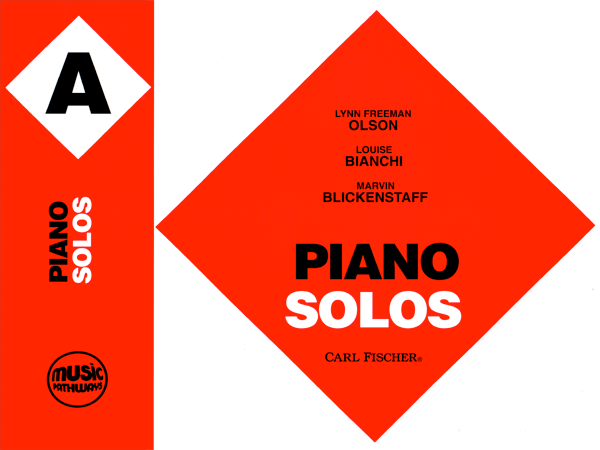 Music Pathways - Piano Solos - Level A