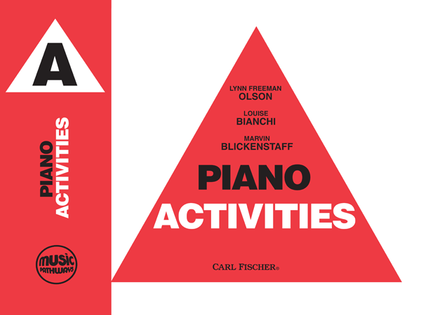 Music Pathways - Piano Activities - Level A