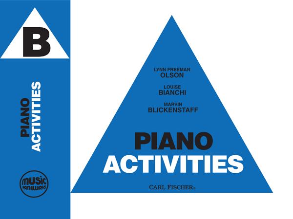 Music Pathways - Piano Activities - Level B