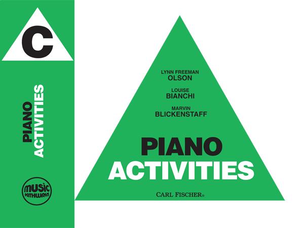 Music Pathways - Piano Activities - Level C