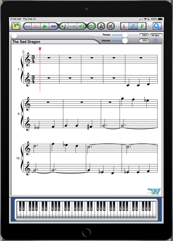 Celebrate Piano 1B MIDI Files