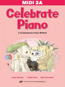 Celebrate Piano 2A MIDI Files